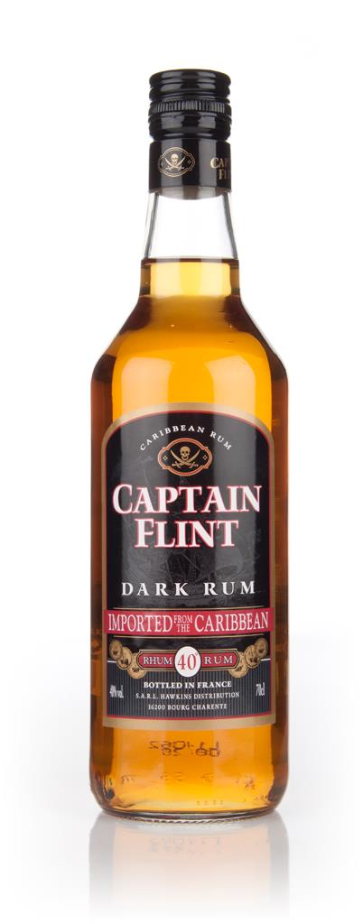 Captain Flint Dark Dark Rum