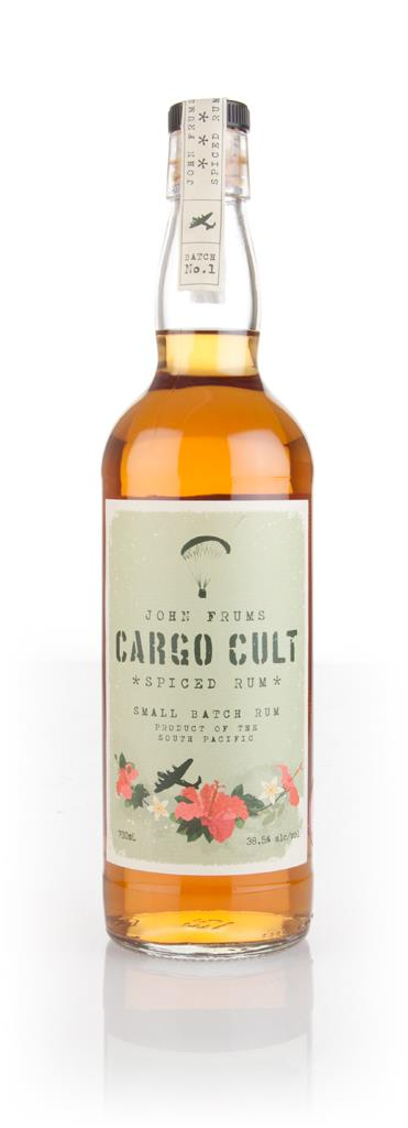 Cargo Cult Spiced Rum 3cl Sample Spiced Rum