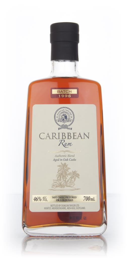 Caribbean Blended Rum - Batch 1996 (Duncan Taylor) 3cl Sample Dark Rum