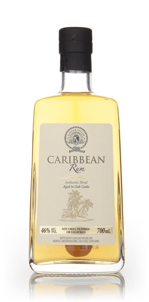 Caribbean Blended Rum (Duncan Taylor) 3cl Sample Dark Rum