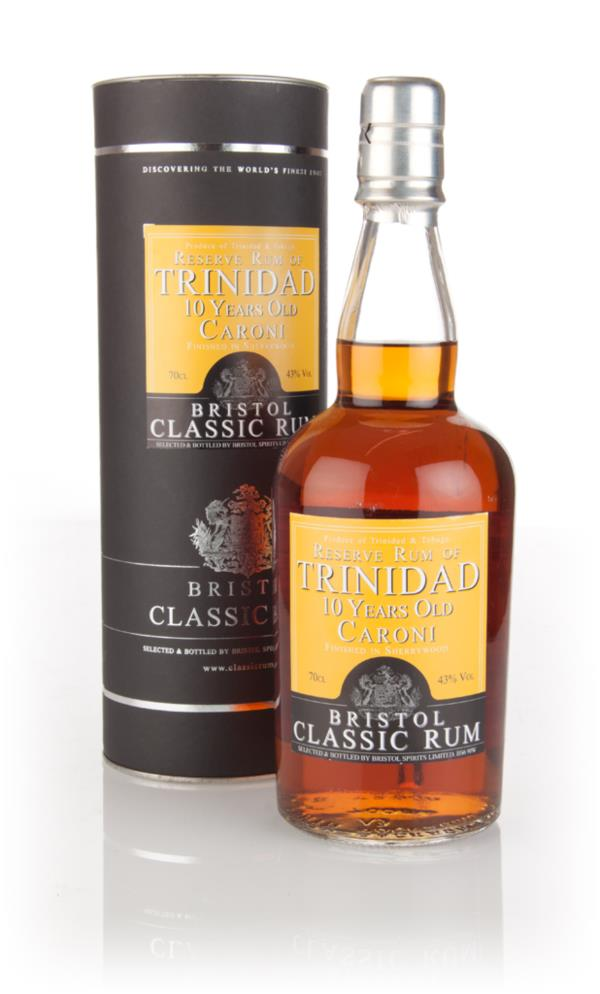 Caroni 10 Year Old Reserve Rum of Trinidad - Bristol Spirits Dark Rum
