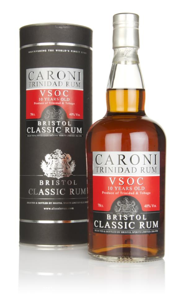 Caroni 10 Year Old VSOC (Bristol Spirits) Dark Rum