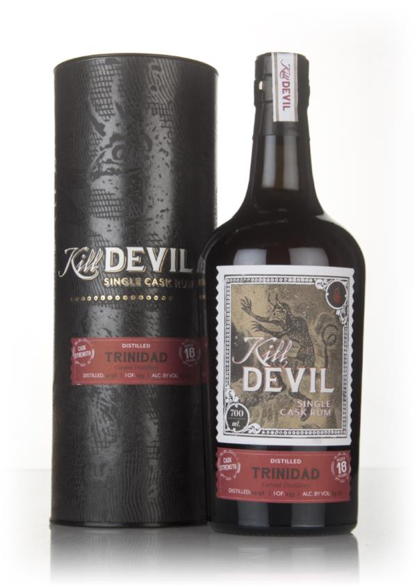 Caroni 18 Year Old 1998 Trinidadian Rum - Kill Devil (Hunter Laing) 3c Dark Rum 3cl Sample