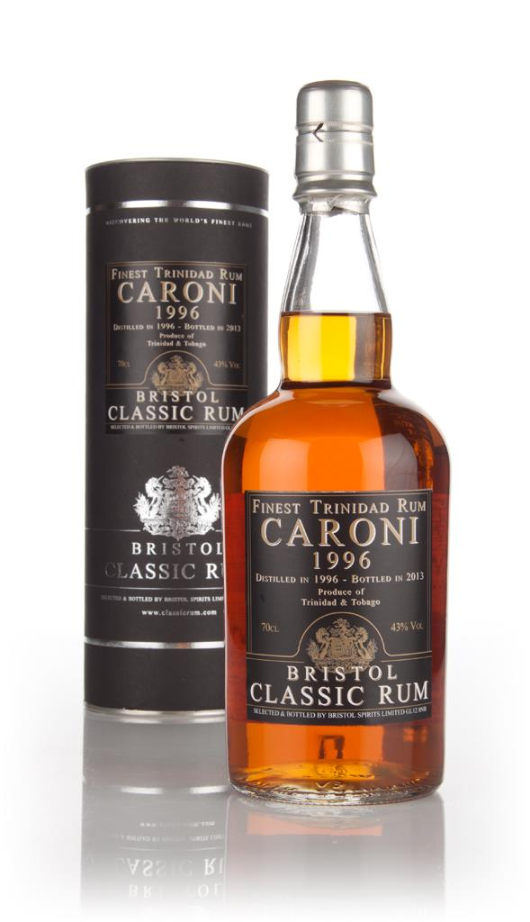 Caroni 1996 (bottled 2013) - Bristol Spirits Dark Rum