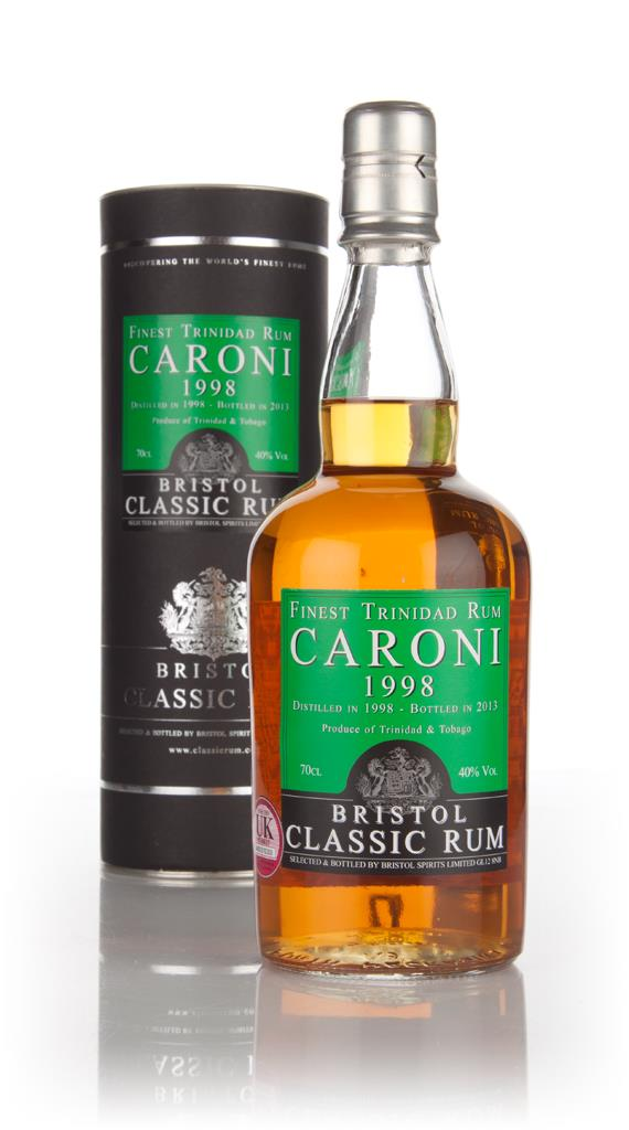 Caroni 1998 (bottled 2013) - Bristol Spirits Dark Rum