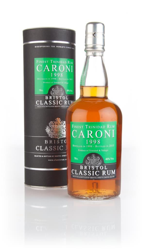 Caroni 1998 (bottled 2015) - Bristol Spirits Dark Rum