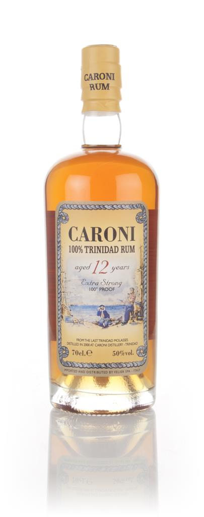 Caroni 2000 12 Year Old Trinidad Dark Rum
