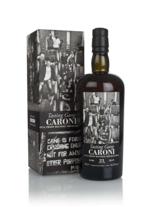 Caroni 23 Year Old 1996 Tasting Gang Dark Rum