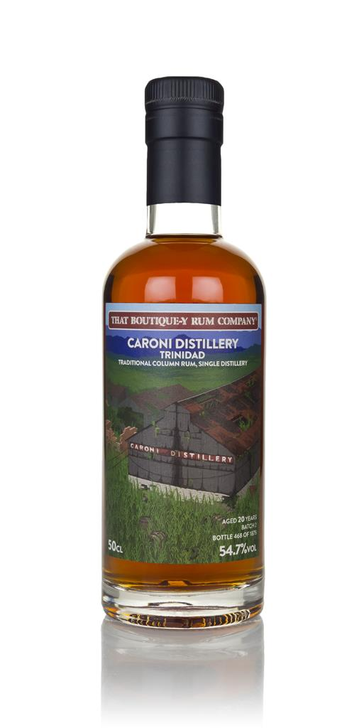 Caroni 20 Year Old (That Boutique-y Rum Company) Dark Rum