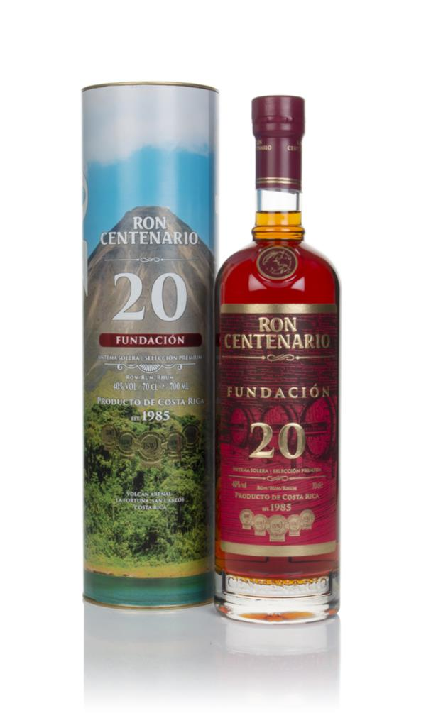 Ron Centenario 20 3cl Sample Dark Rum