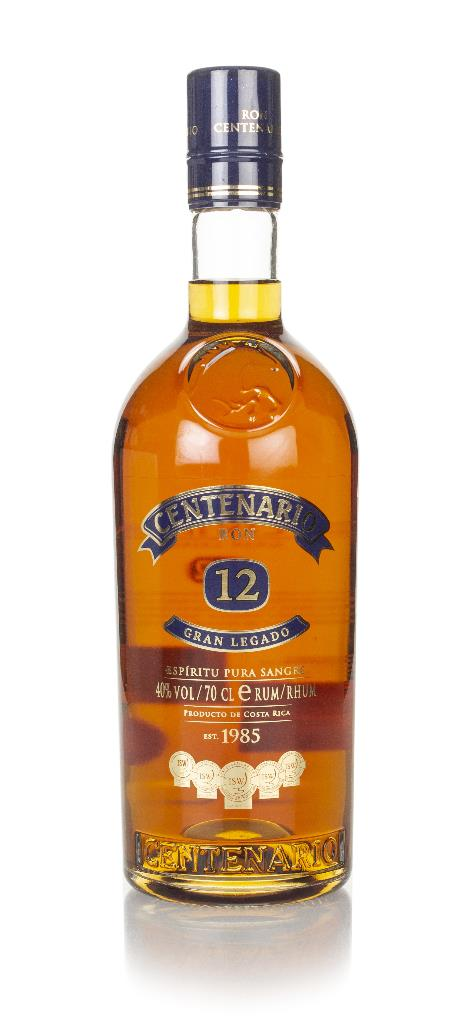 Centenario 12 Year Old Gran Legado 3cl Sample Dark Rum