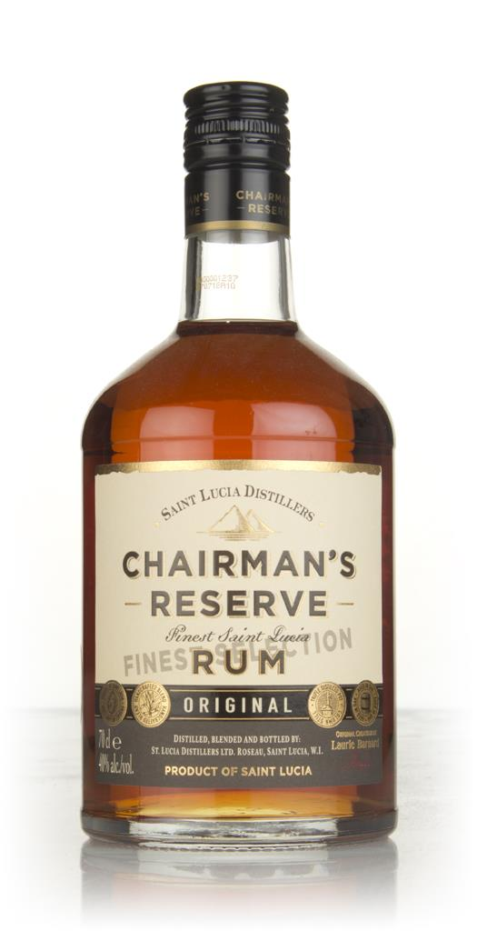 Chairman's Reserve Finest St Lucia Rum 3cl Sample Dark Rum