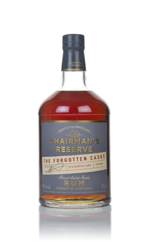 Chairmans Reserve Forgotten Casks Dark Rum