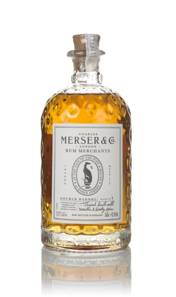 Merser & Co. Double Barrel Dark Rum