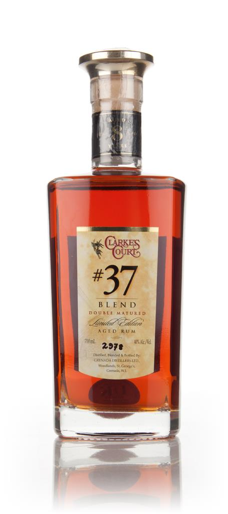 Clarkes Court #37 Limited Edition 3cl Sample Dark Rum