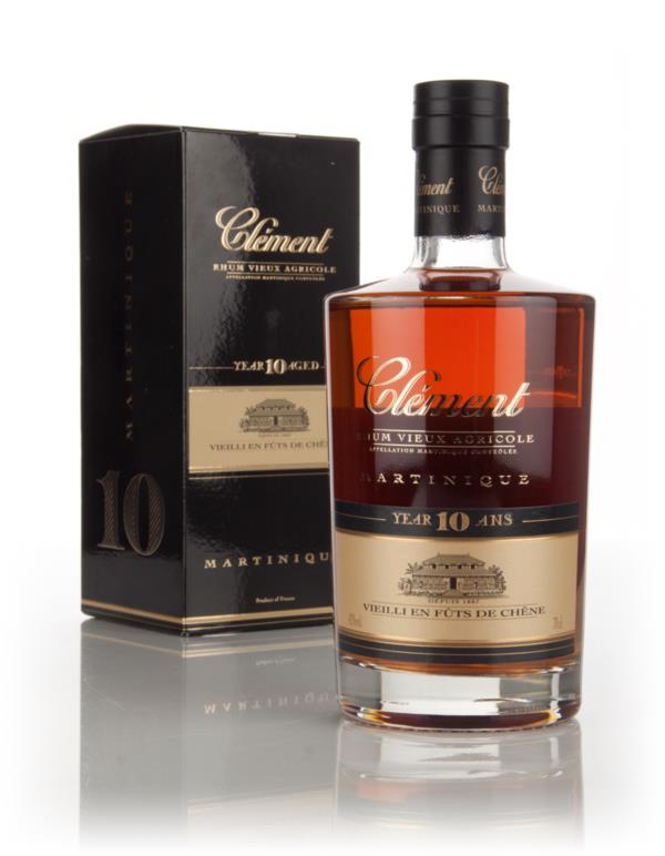Clement 10 Year Old Rhum Agricole Rum