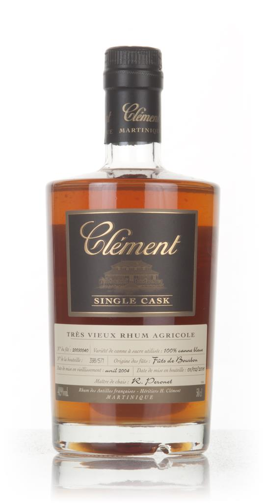 Clement 11 Year Old 2004 (cask 20030040) - Single Cask Rhum Agricole Rum