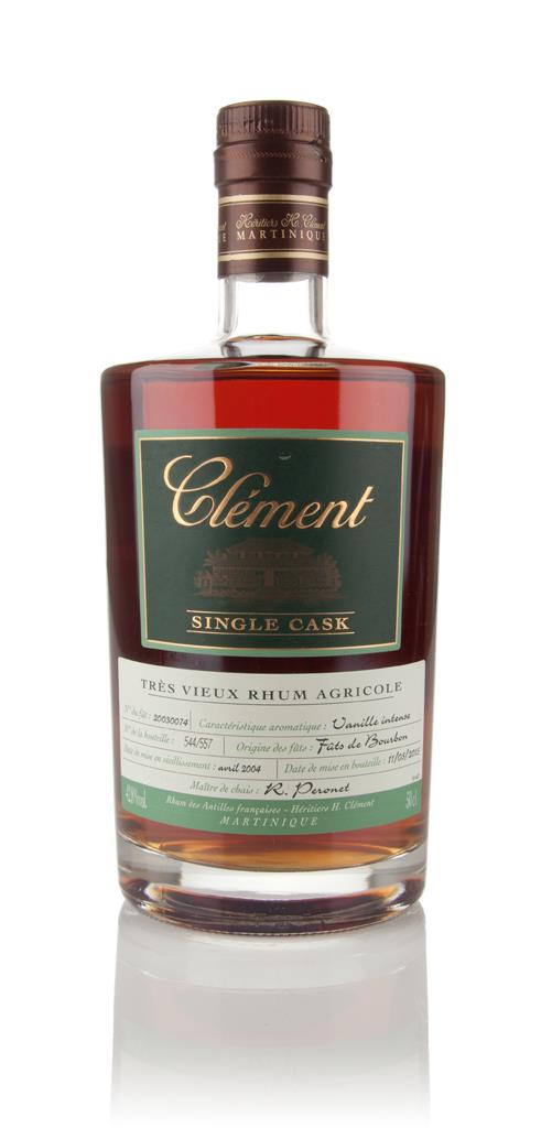 Clement 11 Year Old 2004 (cask 20030074) - Single Cask Rhum Agricole Rum