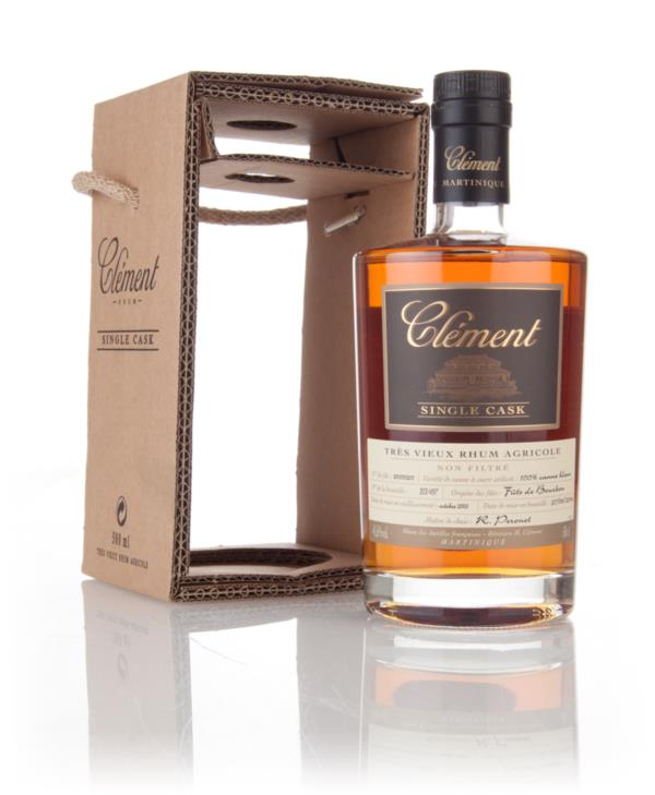 Clement 8 Year Old 2005 (cask 20100201) - Single Cask Rhum Agricole Rum