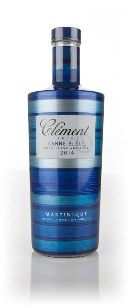 Clement Canne Bleue 2014 3cl Sample Rhum Agricole Rum