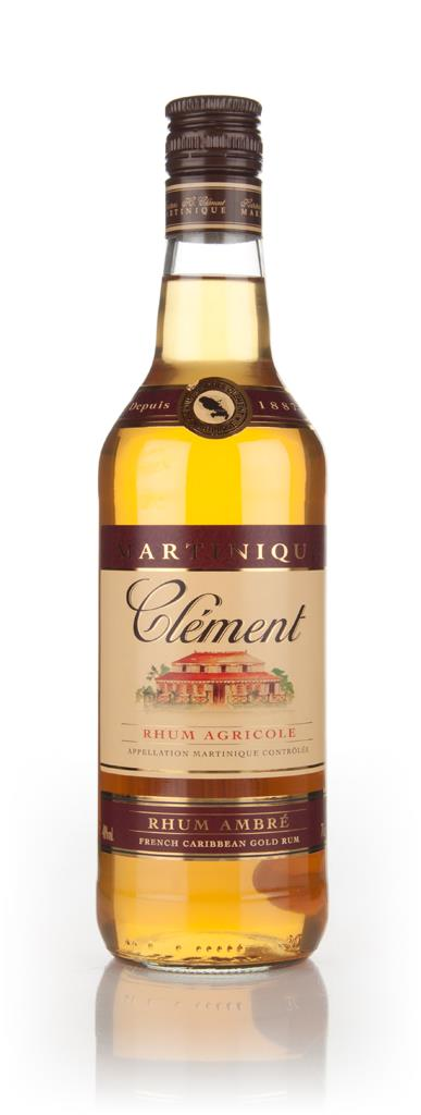 Clement Rhum Ambre 3cl Sample Rhum Agricole Rum