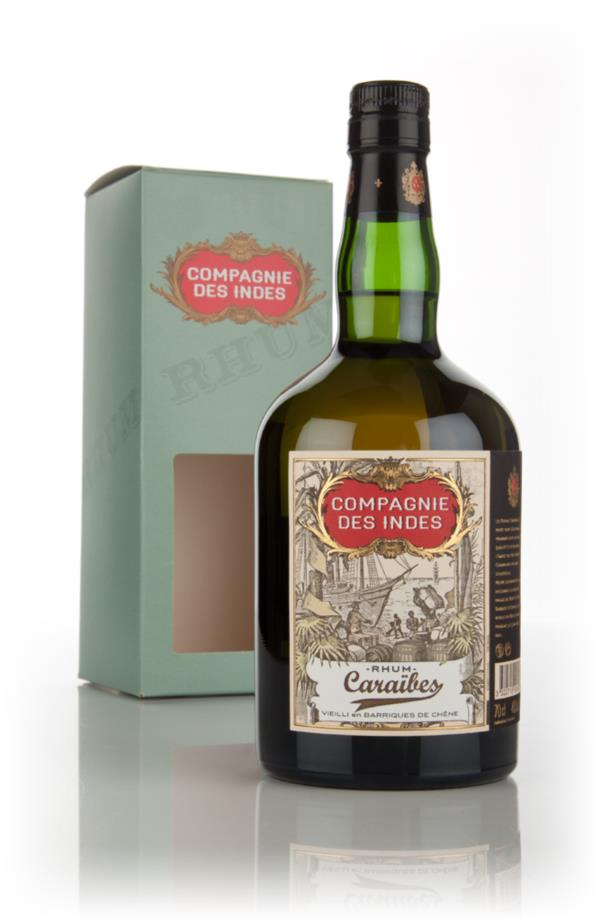 Compagnie des Indes Rum Caraibes 3cl Sample Dark Rum