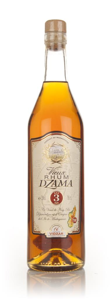 Dzama 3 Year Old Rhum 3cl Sample Rhum Agricole Rum