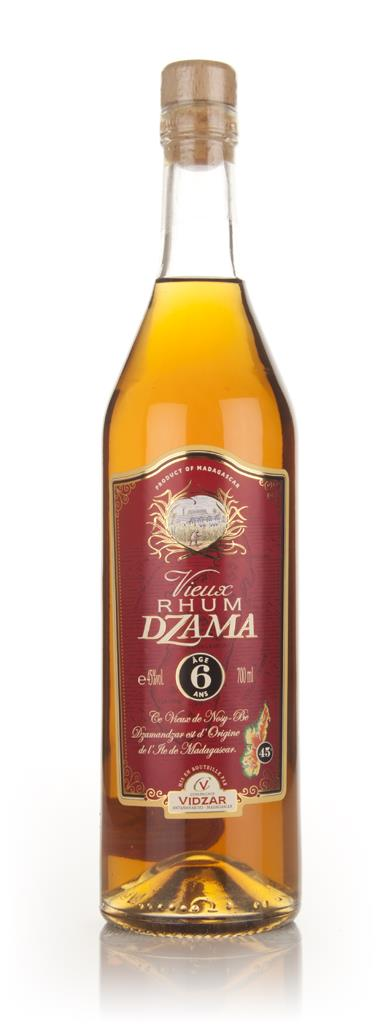 Dzama 6 Year Old Rhum 3cl Sample Rhum Agricole Rum