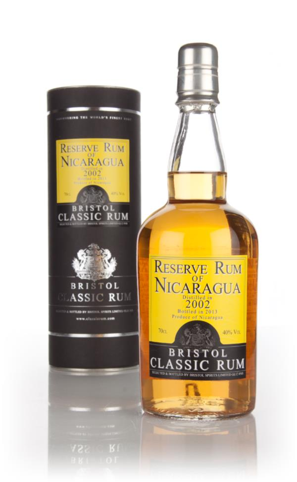 Reserve Rum of Nicaragua 2002 (Bottled 2013) - Bristol Spirits 3cl Sam Dark Rum 3cl Sample