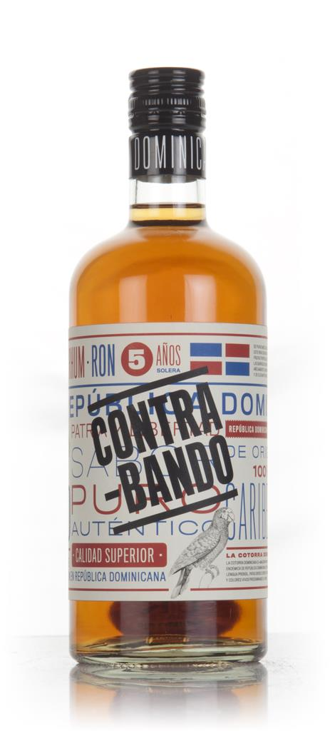 Contrabando 5 3cl Sample Dark Rum