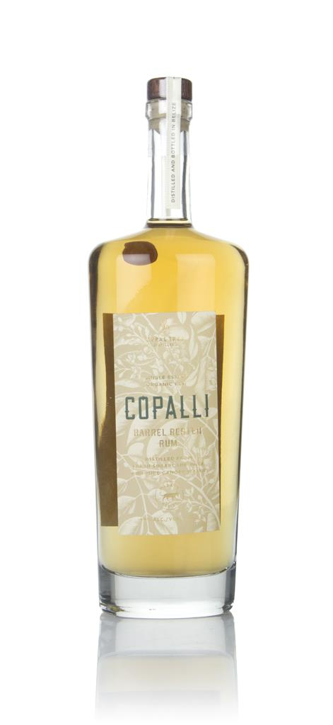 Copalli Barrel Rested Dark Rum