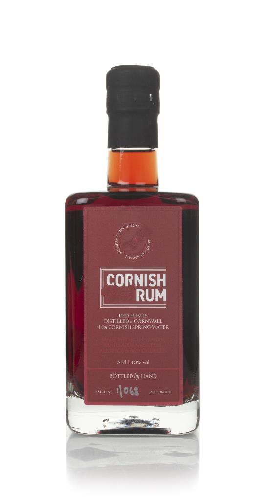 Cornish Rock Red Spiced Rum