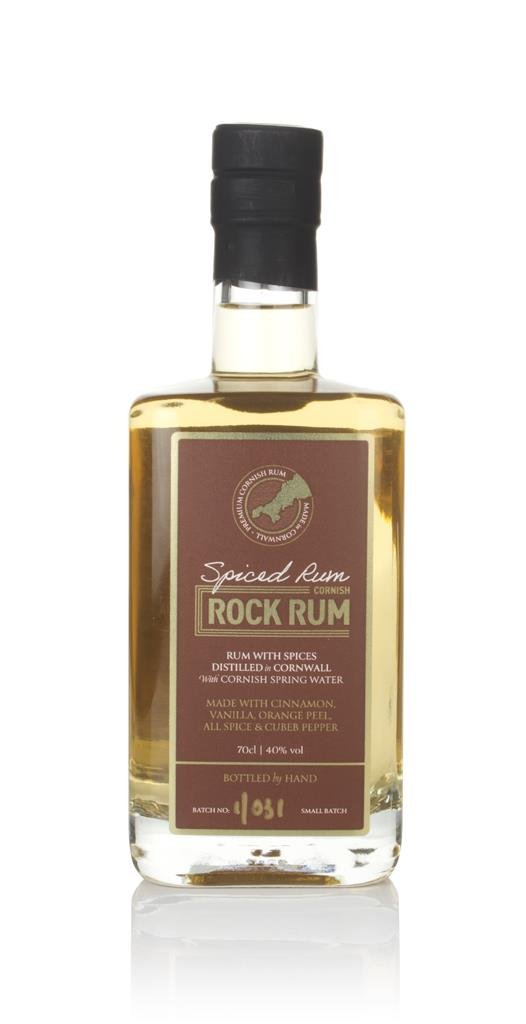 Cornish Rock Spiced Spiced Rum