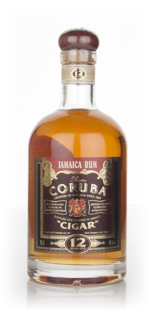 Coruba 12 Year Old 'Cigar' Dark Rum