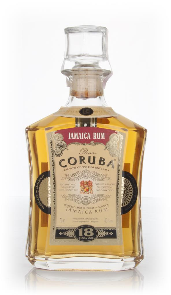 Coruba 18 Year Old Jamaica Dark Rum