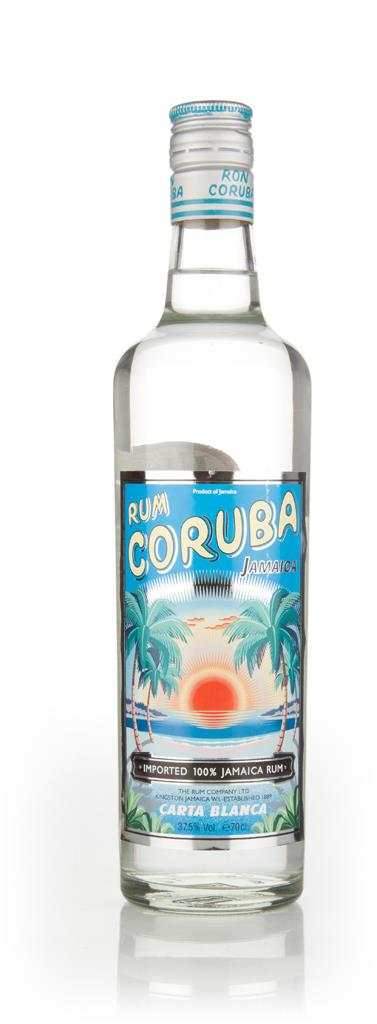 Coruba Carta Blanca Rum 3cl Sample White Rum