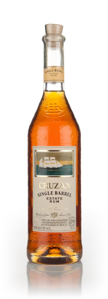 Cruzan Single Barrel Dark Rum
