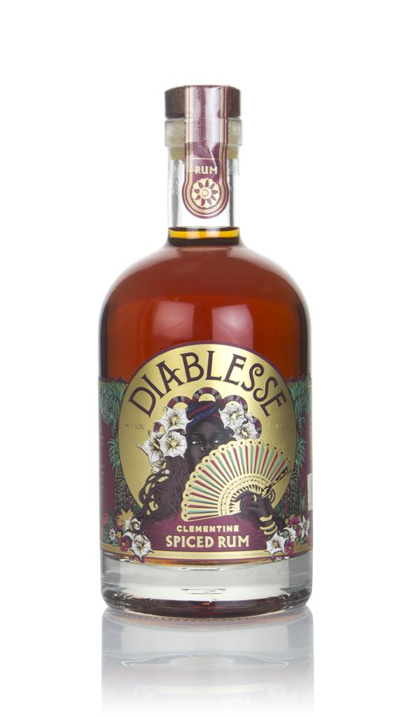 Diablesse Clementine Spiced Spiced Rum
