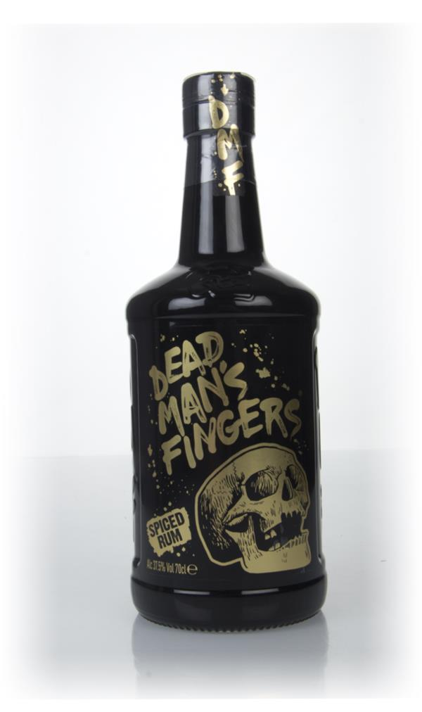 Dead Man's Fingers Cornish Spiced Rum 3cl Sample Dark Rum