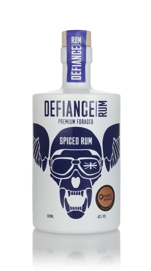 Defiance Spiced Spiced Rum
