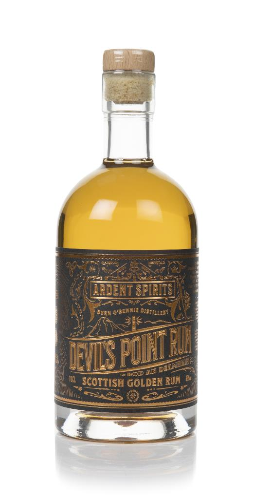 Devil's Point Golden Aged Dark Rum