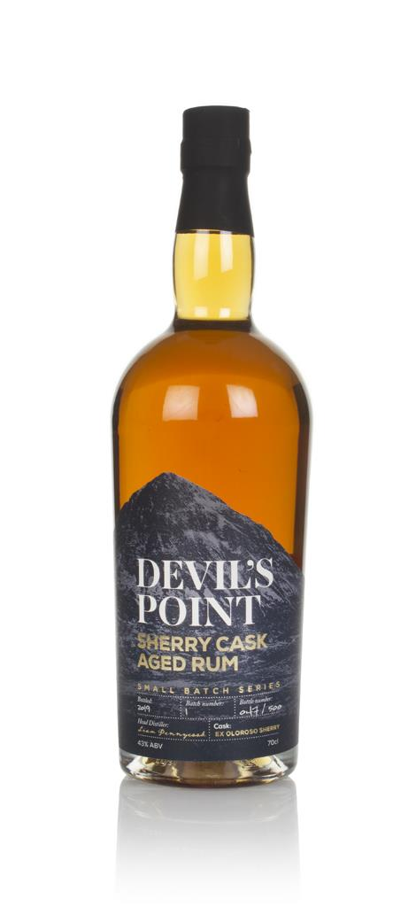 Devils Point Sherry Cask Aged Dark Rum