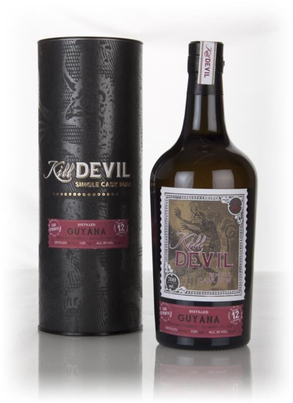 Diamond 12 Year Old 2004 Guyanese Rum - Kill Devil (Hunter Laing) (63. Dark Rum