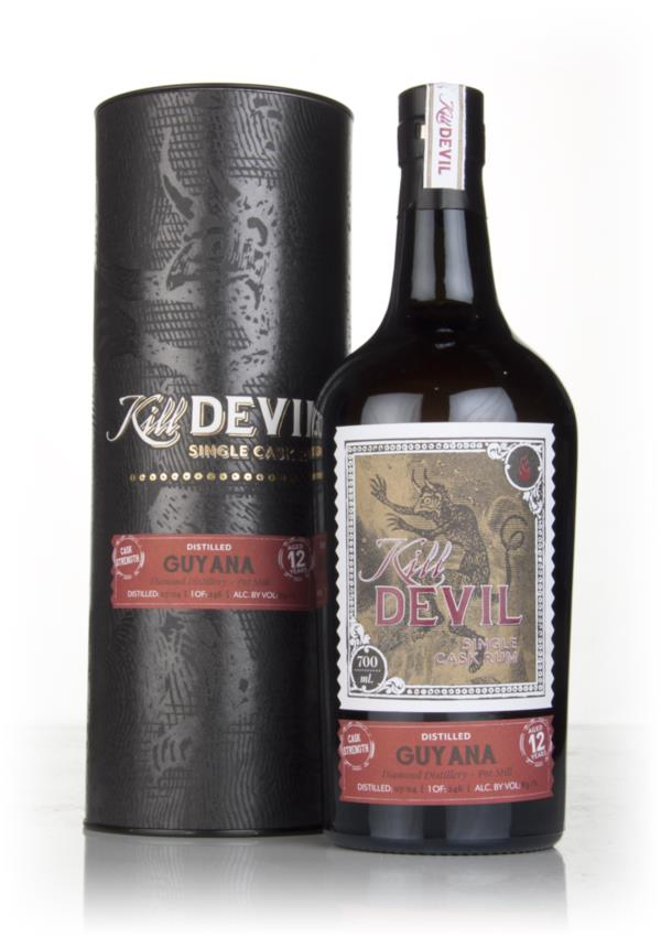 Diamond 12 Year Old 2004 Guyanese Rum - Kill Devil (Hunter Laing) Dark Rum