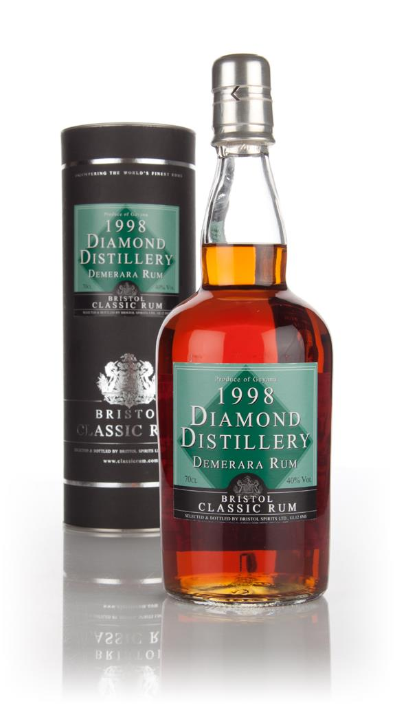 Diamond Distillery 1998 - Bristol Spirits Dark Rum