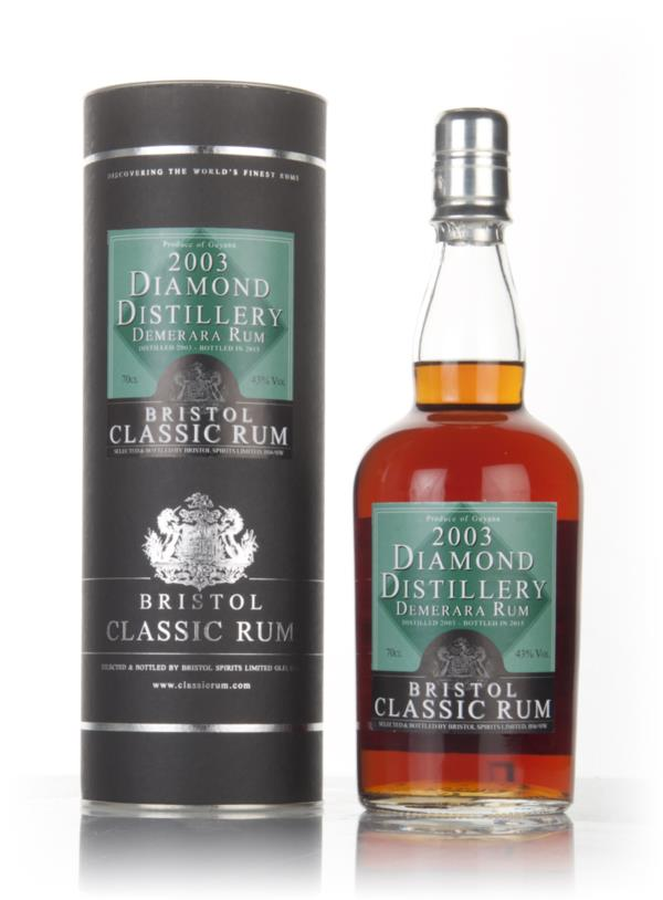 Diamond Distillery 2003 - Bristol Spirits Dark Rum