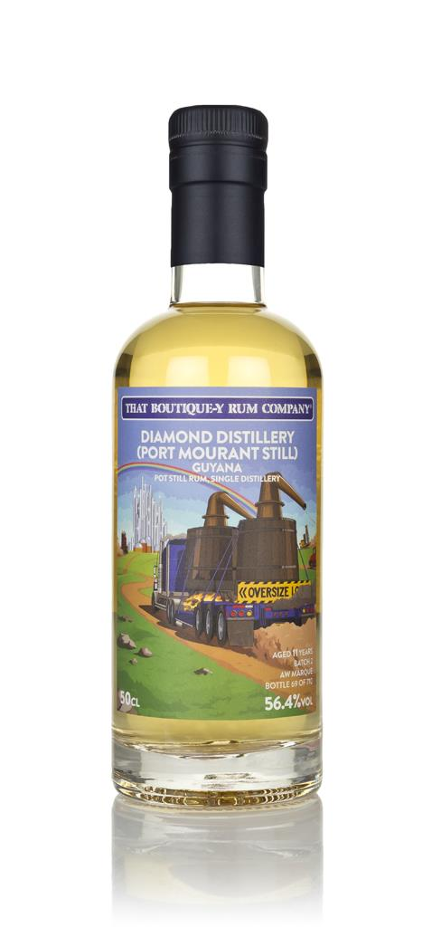 Diamond (Port Mourant Still) 11 Year Old (That Boutique-y Rum Company) Dark Rum