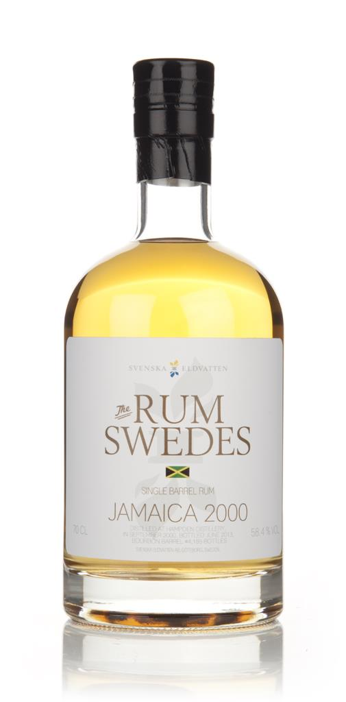 Hampden Distillery 2000 (cask 4) Jamaica Single Barrel Rum - The Rum S Dark Rum
