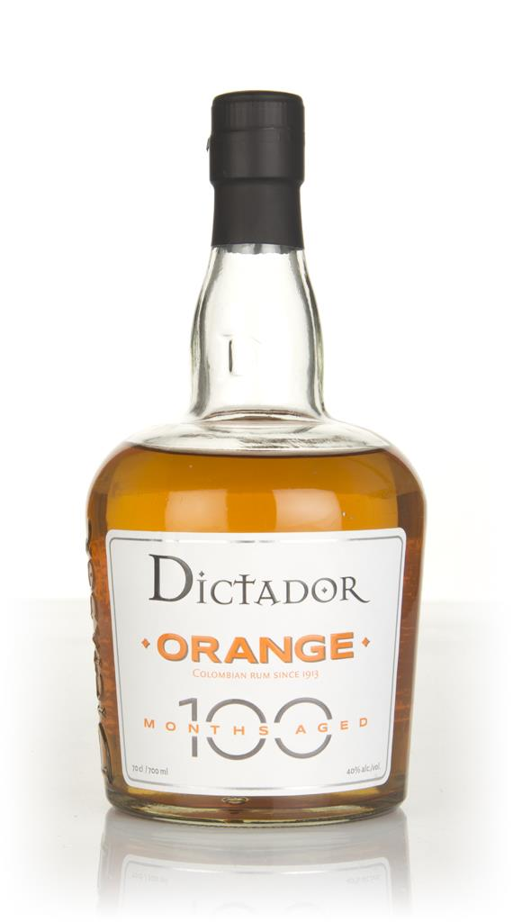 Dictador 100 Months Aged Orange Spiced Rum