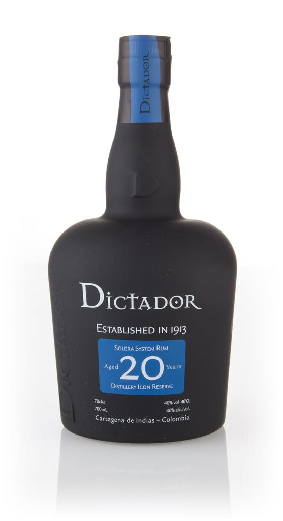 Dictador 20 Year Old 3cl Sample Dark Rum